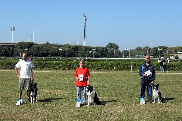 3° posto per Leandro e Luna in agility