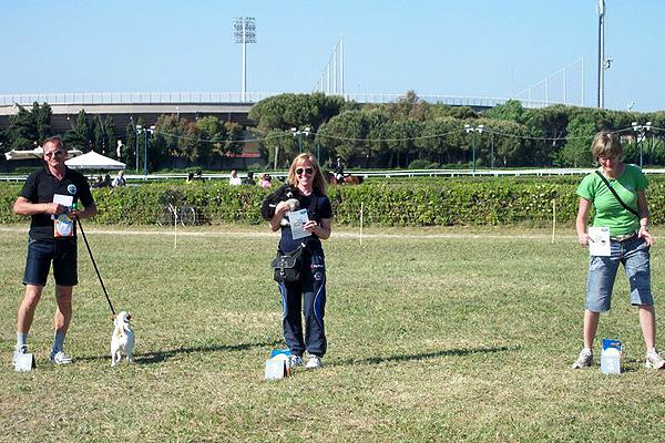 1° posto per Daniela e Mollica in agility